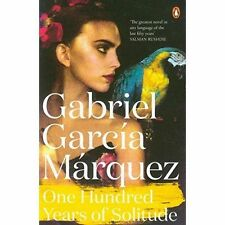 One Hundred Years of Solitude by Gabriel García Márquez Paperback A11 LL342