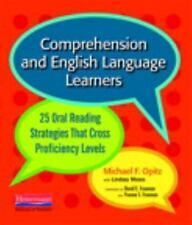 Comprehension and English Language Learners: 25 Oral Reading Strategies That Cro