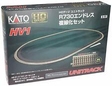 Kato USA Model Train Products HV1 UNITRACK R730mm Outer Oval Track 3-111
