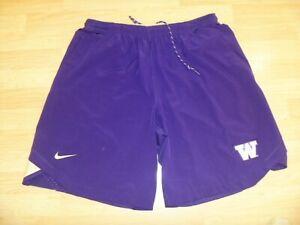 New Nike Dri-Fit Basketball Shorts Mens XXL - Washington Huskies UW   2+ 25% OFF