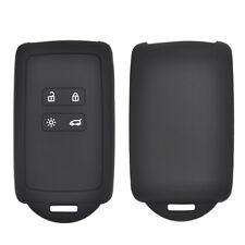 Remote Silicone Key Case For Renault Megane Koleos Kadjar Captur Fob Cover