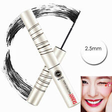 Natural 3D Waterproof Black Mascara Eyelash Long Curling Lashes Extension