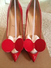 **CHRISTIAN LOUBOUTIN** Red Madam Mouse Pumps Heels Shoes