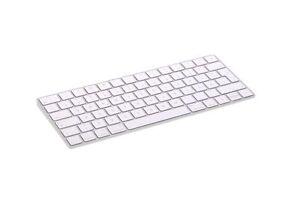 Apple Magic Keyboard 2 QWERTZ deutsch GER A1644 MLA22LL/A silber