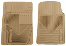 Husky Liners Heavy Duty Tan Front Floor Mats for 96-06 Ford Taurus & More
