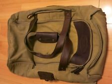 Bob Timberlake Luggage Collection Travel Flight Duffel Bag Trunk - Top Part Only