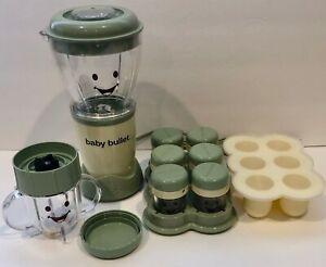 NutriBullet Baby Bullet Food Blender Processor System Baby Food Making System