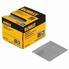 Dewalt DCS16250 2-1/2in. 16 Gauge Straight Finish Nail (2,500 per Box)