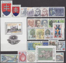 SLOVAKIA - 1993-2000 COMPLETE COLLECTION with SHEETS !! - **MNH** CHEAP !!