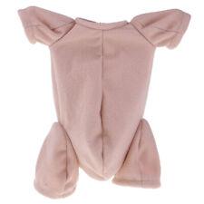 Reborn Cloth Body Newborn Doll Cloth Body Doll Accessory for 20inch Baby