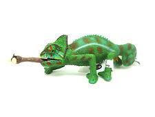 T8 ) Papo (50177) Camaleón Reptiles Culebras Figuras De Animales