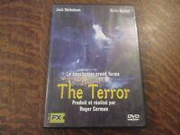 dvd the terror avec jack nicholson & boris karloff