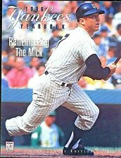 1996 New York Yankees Official Yearbook---Mickey Mantle    Great condition