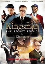 KINGSMAN: THE SECRET SERVICE NEW DVD