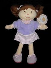 Doudou & Compagnie Poupée Violet parme Lilas le Manège des Poupées Dc2772 26 cm