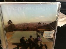 JONAS BROTHERS NEW CD HAPPINESS BEGINS- FREE SHIPPING.