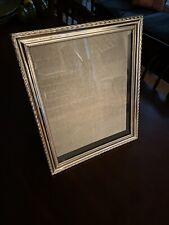 silver frame 8 x 10