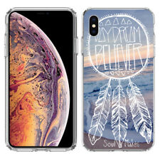For Apple iPhone Xs Daydream Believer Dream Catcher Cover Case Phone Protector