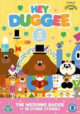 HEY DUGGEE The Wedding Badge And Other Stories (Region 4) DVD