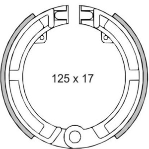 RMS R/étroviseur gauche pour Piaggio Ape 50