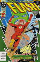 The Flash #64  DC comic Book 1992 NM