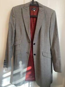 Ladies Blazer Jacket Marks And Spencer Size 12