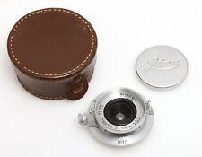 Leica Leitz Hektor 2,8 cm f/6,3 #357330 mit M39 Schraubgewinde