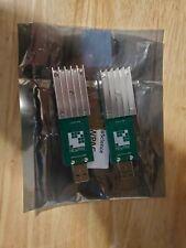 TWO - new GekkoScience 2PAC BTC USB Miner SHA-256 30GH/S Bitcoin Miner..