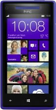 HTC Windows Phone 8x azul [sin bloqueo SIM] bien