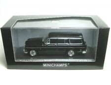 Volvo 121 Amazon Break 1966 Black Die Cast 1 43 Minichamps Model 430171016 R