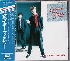 Free Shipping Climie Fisher Everything CD JAPAN OBI 1989