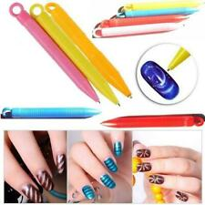 MAGNETIC PEN STICK for Cat Eye Gel Polish UV 3D Nail Art Pen UK SELLER