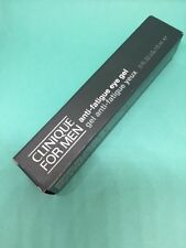 Clinique for men anti-fatigue eye gel 15ml new full size