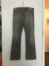 Levi's Skinny Boot Womens Jeans. Grey Jeans. Marked size 10M / 30 Waist
