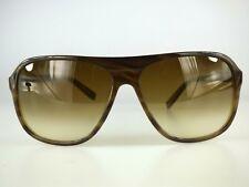 john varvatos Sunglasses model V737 color smoke/horn made in Japan