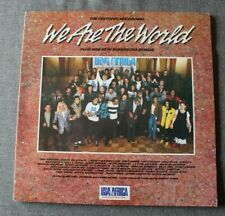 Michael Jackson - chicago - Springsteen ect, We are the world, LP - 33 tours