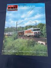 Vie du rail 1973 1407 ARDECHE CANNES JUVIGNY COUCY LE CHaTEAU VAILLY SAINT PERAY