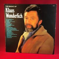 The Magic Of Klaus Wunderlich - 1983 UK vinyl LP EXCELLENT CONDITION best