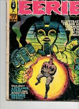 EERIE #17 LOW PRINT RUN JAMES WARREN SILVER AGE GREATNESS 1968