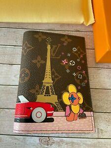 Louis Vuitton Passport holder Wallet Monogram M68493  Limited Edition 2019