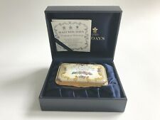Halcyon Days Enamels Royal Baby Birth Of Prince George Le Box - Limited Only 150