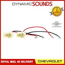 CT55-CV01 Lautsprecher Adapter Kabelbaum Stecker für Chevrolet Alle Modelle