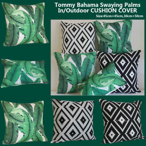 """Art Vintage Tommy Bahama Swaying Palms In/Outdoor CUSHION COVER PILLOW CASE 18"""""""
