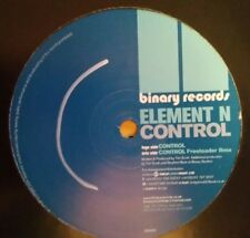 "Elemento n ""CONTROL"" * bin005/Original Mix & Freeloader Remix"