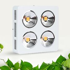 PopularGrow 800W LED Grow Light 90° COB Reflector Indoor Hydroponics Plant Panel