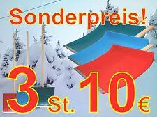 3 Stück Schneeschaufel Schneeschieber Schneeräumer Sonderangebot