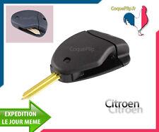 Coque Télécommande Plip Bouton Citroen Xsara Xantia Synergie Evasion + clé