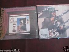 STEVIE RAY VAUGHAN SKY CRYING MFSL ORIGINAL 24 KARAT GOLD SEALED CD + SACD BONUS