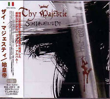 THY MAJESTIE ShiHuangDi JAPAN CD + 1 2012 Jewel Case Melodic Power STRATOVARIUS