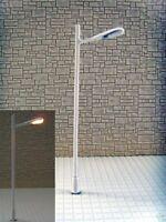 S101  - 10 Stück Lampen Straßenlampen 1-flammig 7,5cm Peitschenleuchte